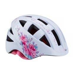 Шлем велосипедный VINCA детский VSH 8 Rose Р:M 52-56