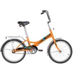 """Велосипед 20"""" NOVATRACK Складной TG-20 Оранжевый"""
