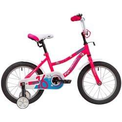 "Велосипед 16"" NOVATRACK NEPTUNE Розовый"
