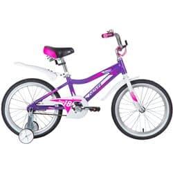"""Велосипед 18"""" NOVATRACK NOVARA Алюм. Лиловый"""