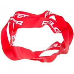 """Лента ободная под 20"""" красная с логотипом Х98532"""