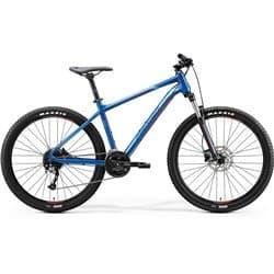 """Велосипед горный Merida Big.Seven 100 К:27.5"""" Р:M(17"""") GlossyBlue/Red"""