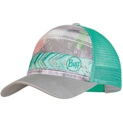 Кепка BUFF® CAP Trucker Biome Aqua