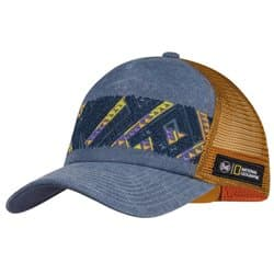 Кепка BUFF® CAP Trucker Licenses Kangkar