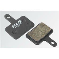 Колодки дискового тормоза KLS D-04 ZKE92247