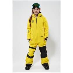 Комбинезон COOL ZONE ICE KIDS желтый Р:140