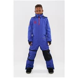 Комбинезон COOL ZONE ICE KIDS синий Р:140