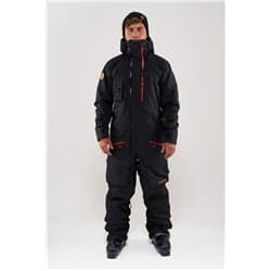 Комбинезон COOL ZONE SNOWMOBILE черный Р:M
