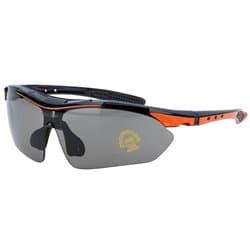 Очки вело VINKA с серыми линзами VG 818 orange/black