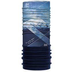 Бандана BUFF® POLAR MOUNTAIN COLLECTION ELBRUS NAVY
