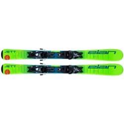 Горные лыжи ELAN 20-21 JETT QS 140 + креп. EL 7.5