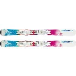 Горные лыжи ELAN 20-21 SKY QS 130 + креп. EL 7.5