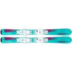Лыжи ELAN 20-21 STARR QS 150 + креп. EL 7.5