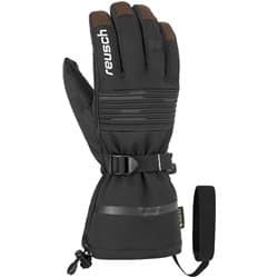 Перчатки REUSCH MS Isidro GTX Dark Brown/Black P:8.5