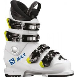 Ботинки SALOMON S/Max 60T M White/Acid Green 21.0