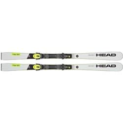 Лыжи HEAD WC i.Rebels Ti SW MFPR wh/ye 160 + креп. PR 11