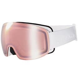 Очки HEAD Galactic FMR + SpareLens white/white/FMR copper 392219
