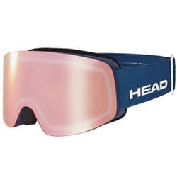 Очки HEAD Infinity FMR + SpareLens navy/navy/FMR copper 393219