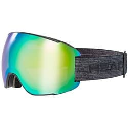 Очки HEAD Magnify Kore + SpareLens tweed grey/FMR blue-green 390700