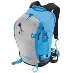 Рюкзак HEAD Freeride Backpack 23 литра grey-blue