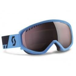 Очки SCOTT® Faze Neon Blue (Silver chrome)