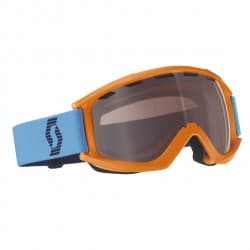 Очки SCOTT® Sanction ACS Orange/Blue (Silver chrome)