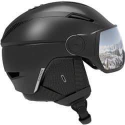 Шлем SALOMON PIONEER VISOR Black/Universal L 59-62