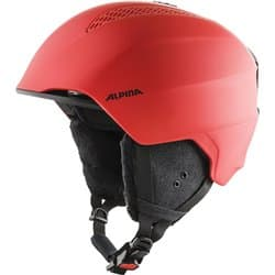 Шлем ALPINA Grand Red Matt 54-57