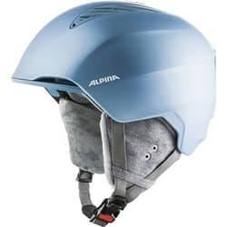 Шлем ALPINA Grand Sky Blue/White Matt 54-57