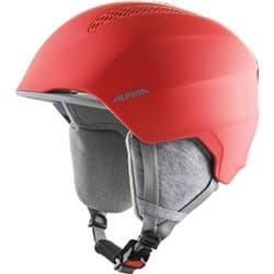 Шлем ALPINA Grand Jr Red 54-57