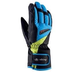 Перчатки VIKING M'S BALDO ATT Black/Blue Р:7