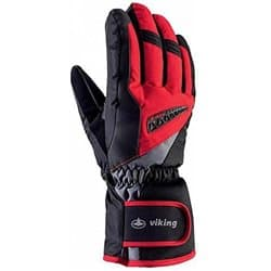Перчатки VIKING M'S BALDO ATT Black/Red Р:8