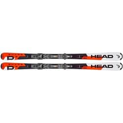Лыжи HEAD Shape RX R orange white 163 + LRX 9.0