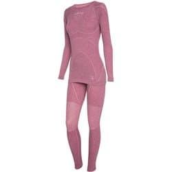Термобелье комплект VIKING Prima Pro Primaloft Light Pink Р:S