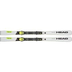 Горные лыжи HEAD® WC i.Rebels Ti SW MFPR wh/ye 170 + креп. PR 11
