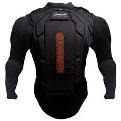 Жилет с полной защитой спины ProSurf PS08 Back Protector Full Back Vest XL