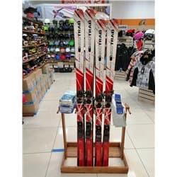 Горные лыжи скитур комплект с креплением и камусом