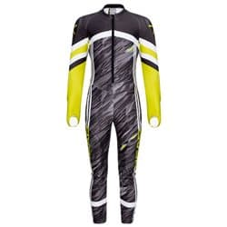 Комбинезон HEAD Race Suit JR Black/Yellow Р:152