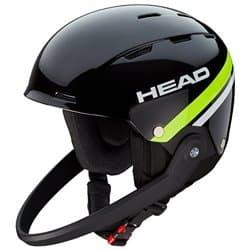 Шлем HEAD TEAM SL + дуга Black/Lime M/L 56-59