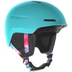 Шлем SCOTT Track cyan blue/pink M