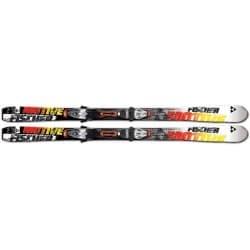 Горные лыжи FISCHER® Motive 74 PR (160) + креп. RS10 PR