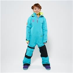 Комбинезон COOL ZONE ICE KIDS бирюзовый Р:128