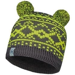 Шапка BUFF® HAT CHILD KNITTED POLAR NOVY GREY CASTLEROCK