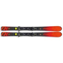 Лыжи FISCHER THE CURV JR 150 + FJ7
