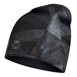 Шапка BUFF® HAT MICROFIBER POLAR GEOLINE GREY