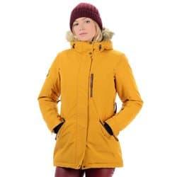 Куртка женская STAYER 18-43424 60 желтый Р:52