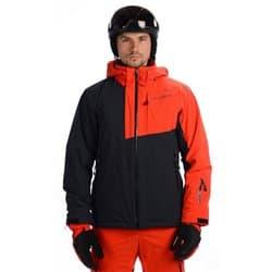 Куртка мужская STAYER 17-43907 15 черный принт Р:48
