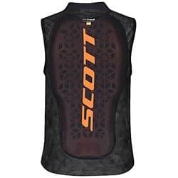 Защита спины SCOTT AirFlex Jr Vest Protector dark grey/pumpkin orange Р:S