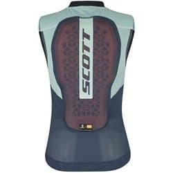 Защита спины SCOTT AirFlex W's Light Vest Protector blue nights/cloud blue Р:S
