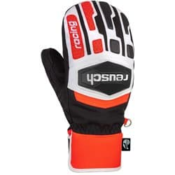 Варежки REUSCH Worldcup Warrior R-Tex® XT Black/White/Fluo Red P:8.5